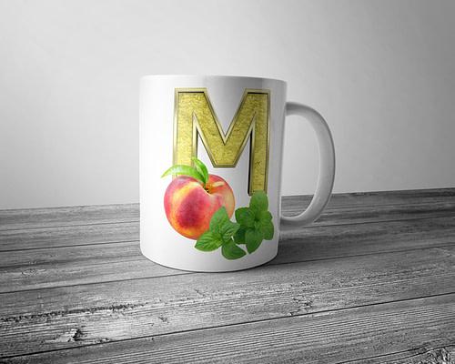 M Peach Mint (Impeachment) Mug