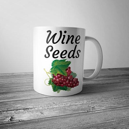 Wine Seeds Mug