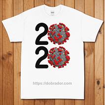 2020 Coronavirus Pandemic T-Shirt