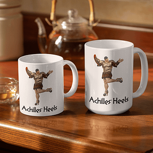 Achilles' Heels Mug