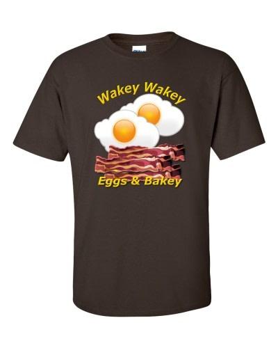 Wakey Wakey Eggs & Bakey (Chocolate)