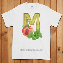 M Peach Mint T-Shirt