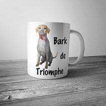 Bark de Triomphe Mug