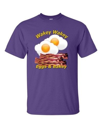 Wakey Wakey Eggs & Bakey (Purple)
