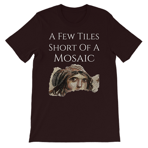 A Few Tiles Short of a Mosaic T-Shirt