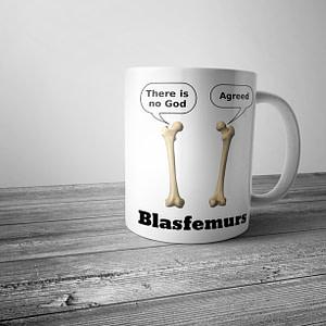 Blasfemurs Mug