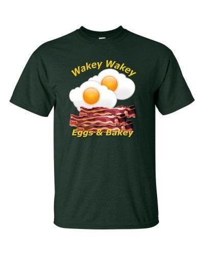 Wakey Wakey Eggs & Bakey (Forest)