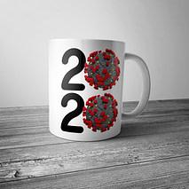 2020 Coronavirus Pandemic Mug