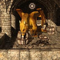 Temperance Dragon