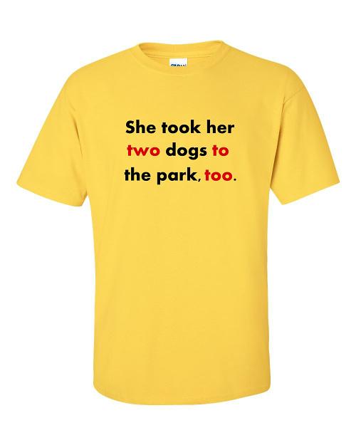 Twototoo t-shirt (daisy)