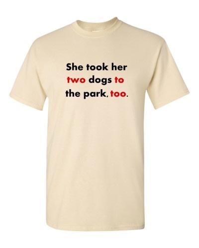 Twototoo t-shirt (natural)