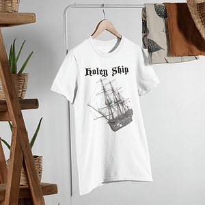 Holey Ship T-Shirt (Unisex)