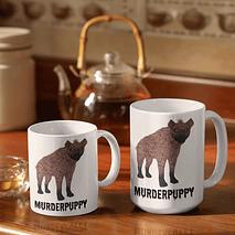 Murderpuppy Mug