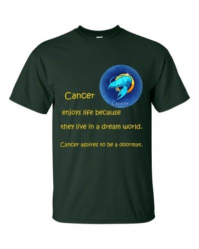 Cancer T-Shirt (forest)