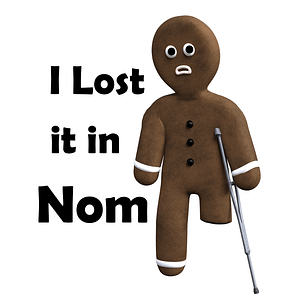 I Lost it in Nom