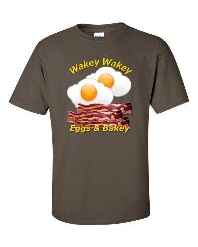 Wakey Wakey Eggs & Bakey (Olive)