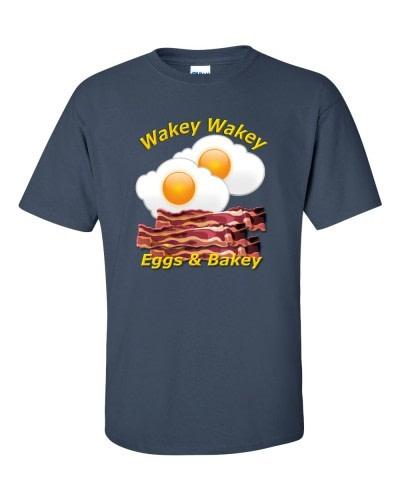 Wakey Wakey Eggs & Bakey (Dusk)
