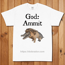 God Ammit T-Shirt