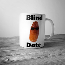 Blind Date Mug