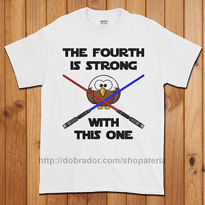 The Fourth is Strong
