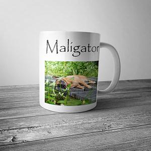 Belgian Malinois Maligator Mug